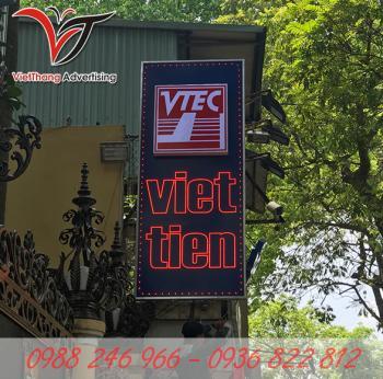 Biển quảng cáo Việt Tiến