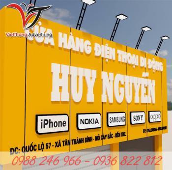 Biển quảng cáo cửa hàng sửa chữa điện thoại